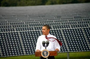 Speaking at Florida Power and Light's DeSoto Next Generation Solar Energy Center, President Barack Obama today announced the largest single energy grid modernization investment in U.S. history