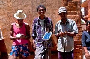 ToughStuff provides inexpensive solar products to low income families in developing countries which save money, improve lives and protect the environment.